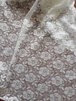 Fehér színű csipke – 2.30 m