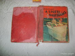 Kertész E.: A ligeti nagytanács - ifjúsági könyv