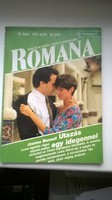 Romana-Harlequin-szerelmes füzetek-több példány