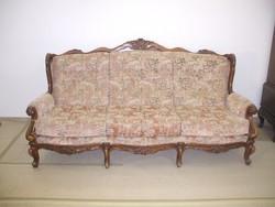 Holland barokk ülőgarnitúra
