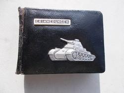 WW2.Német katona album,30 db foto