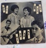 1962 Ki Mit Tud kislemez