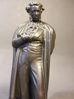 Orosz Puskin szobor kasli 1961