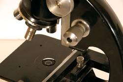Carl Zeiss Winkel Göttingen Jena Régi Mikroszkóp