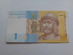 2011-es 1 Hrivnya UNC