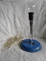 Retro zománc, zománcozott loft, ipari jellegű műhely lámpa, műhelylámpa
