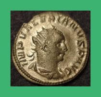 Római Valerianus  253-260  Ag ezüst Antoninianus