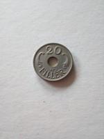 1944-es 20 Fillér