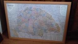 Nagymagyarország térkép