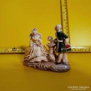 Régi Altwien Barokk pár