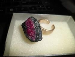 Design ezüst gyűrű