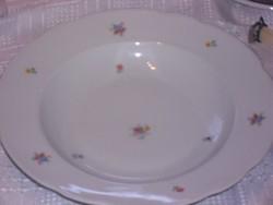 Csodás  meisseni mély tányér