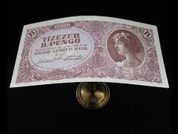 TÍZEZER BILPENGŐ - GYÖNYÖRŰ BANKJEGY 1946