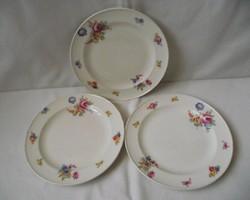 Holland,rózsás antik tányér