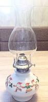 Svèd manós petróleum lámpa