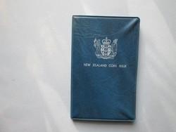 Új Zéland érme kollekció