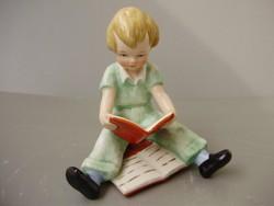 Nagyon Ritka Goebel olvasó kisfiú FF 218 TMK-2