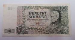 Ausztria 100 schilling 1954!