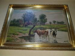 Albert Caullet 1875-1950 Gyűjtői Kiárusítás