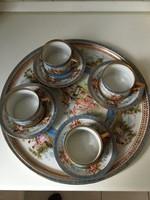 Alt Wien teáskészlet
