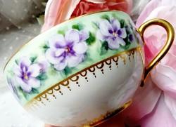 Limoges teás csésze