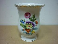 Herendi virágmintás váza
