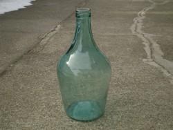 Régi demizson üveg