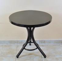 Thonet stílusú asztal, felújított állapotban