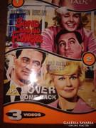 Antik filmek, Doris Day 3 VHS videokazetta videó '59