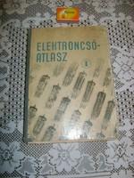 Magyari Béla: Elektroncső atlasz I. - 1958