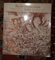 Buda visszavívása, 1686  - KIÁLLÍTÁSI ISMERTETŐ - magyar  történelem, könyv