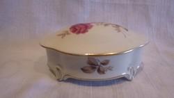 JLMENAU kézifestett porcelán bonbonier