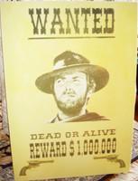 Clint Eastwood filmplakát