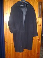 Elegáns férfi szövet kabát - 48-as méretű