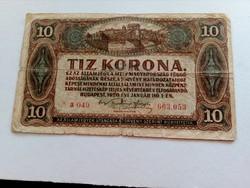 1920-as 10 Korona