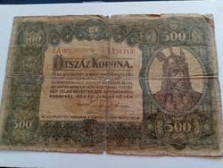 1920-as 500 Korona R!