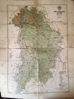 /1885/ Pest-Pilis-Solt Kis-Kun Vármegye. Tervezte:Gönczy Pál.Rajzolta Kogutowics Manó
