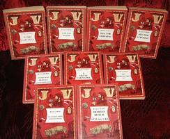 Jules Verne könyvek - Móra Könyvkiadó