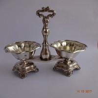 Neobarokk asztali fűszertartó