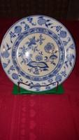 Antik Villeroy&Boch fajansz tányér