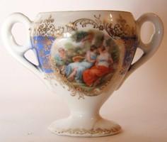 Mini porcelán váza