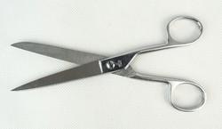 0Q157 Régi jelzett GERLACH olló 18 cm
