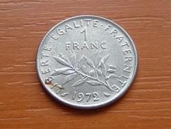 FRANCIA 1 FRANK 1972