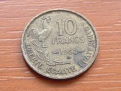 FRANCIA 10 FRANK 1953 / B KAKAS
