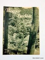 1937 június 1  /  MAGYAR CSERKÉSZ  /  RÉGI EREDETI MAGYAR ÚJSÁG Szs.:  4285