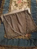Antik milanéz színházi táska!!