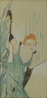 0L790 Henry de Tolouse-Lautrec : La Goulue