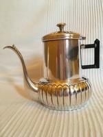 Antik /1800/- as évek Ezüst /800/-as Teás/Kávés Kanna!!! 363 gramm