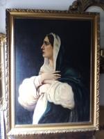 Kalocsai kõnnyező Madonna eredeti másolata 1931 ből !!!!!