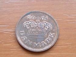 DÁNIA 50 ÖRE 2001  S+V